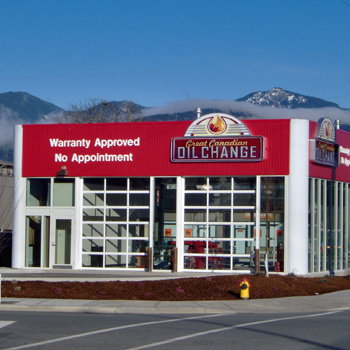 Oil Change Chilliwack Locations