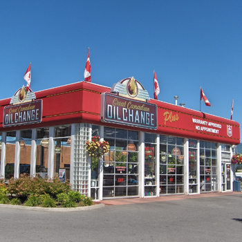 Great Canadian Oil Change, Vedder Road, Chilliwack