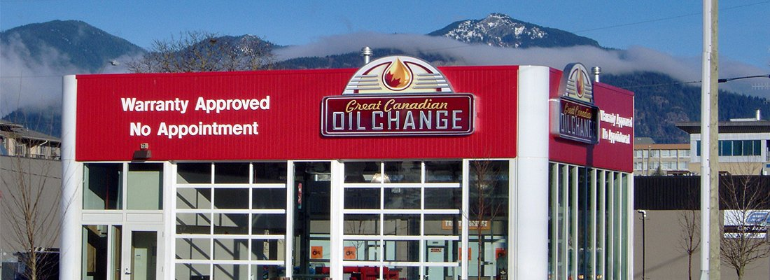 Great Canadian Oil Change in Chilliwack